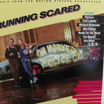VARIOUS - RUNNING SCARED MOVIE SOUNDTRACK NM
