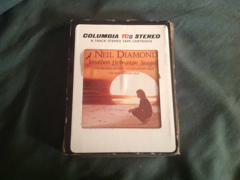 Neil Diamond  Jonathan Livingston Seagull Columbia Records 8 Track Tape