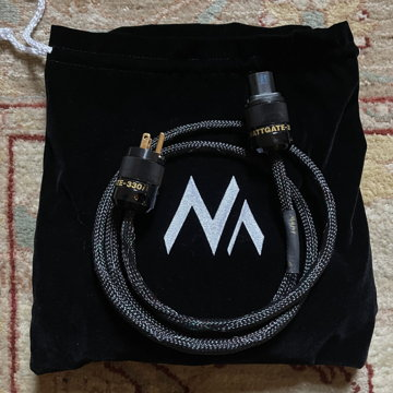 MAP4 1.5 Meter Audio Grade Power Cord