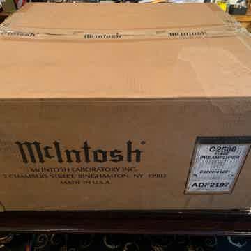 McIntosh C2500