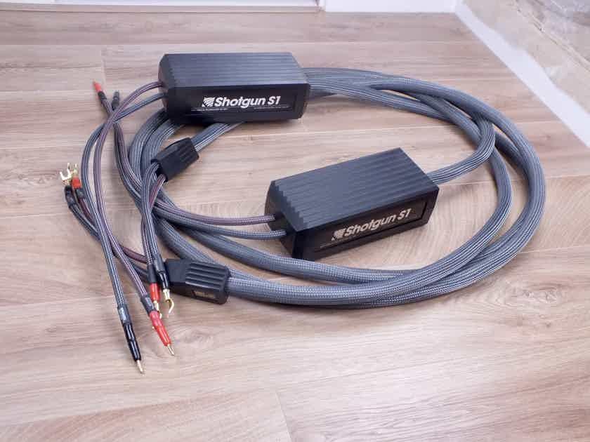 MIT Cables Shotgun S1 audio speaker cables 3,6 metre