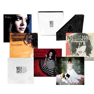 Norah Jones The Vinyl Collection Limited Edition Box Set