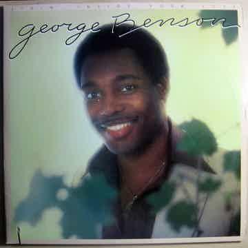 George Benson - Livin' Inside Your Love 1979 EX++ Doubl...