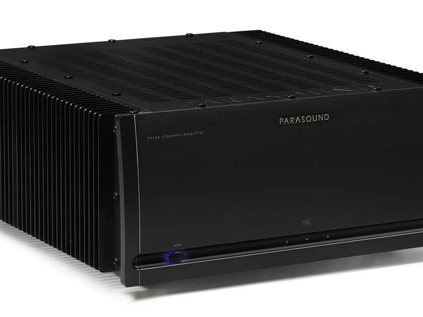 Parasound Halo A31 3 channel black amp - trade in excellent condition