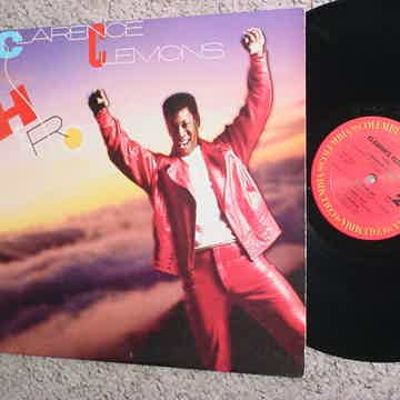 Clarence Clemons - lp record hero