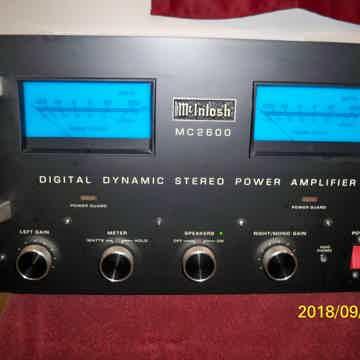 McIntosh Mc2600