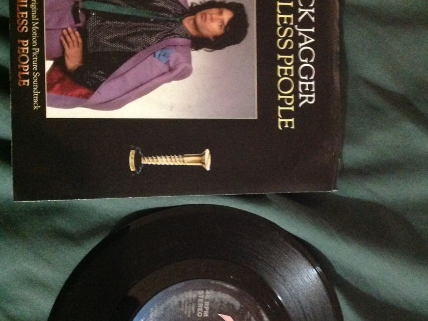 Mick Jagger - Ruthless People 45 With Sleeve