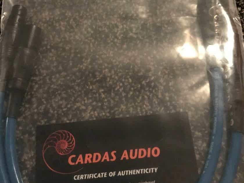 Cardas Audio quadlink 5c interconnect