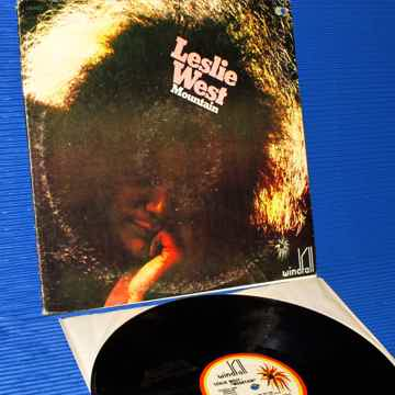 """LESLIE WEST  - """"MOUNTAIN"""" -  Windfall Records 1969 RARE!"""