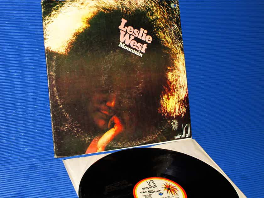 "LESLIE WEST  - ""MOUNTAIN"" -  Windfall Records 1969 RARE!"