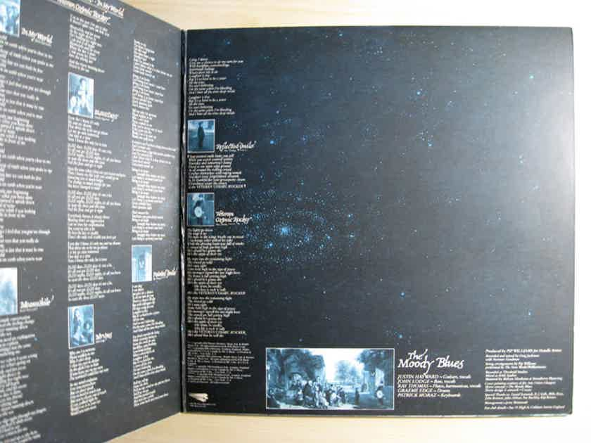The Moody Blues - Long Distance Voyager - 1981  Threshold Records TRL-1-2901