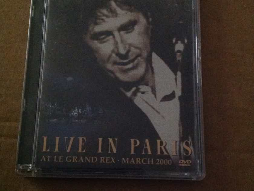 Bryan Ferry - In Concert Live In Paris DVD Region 1