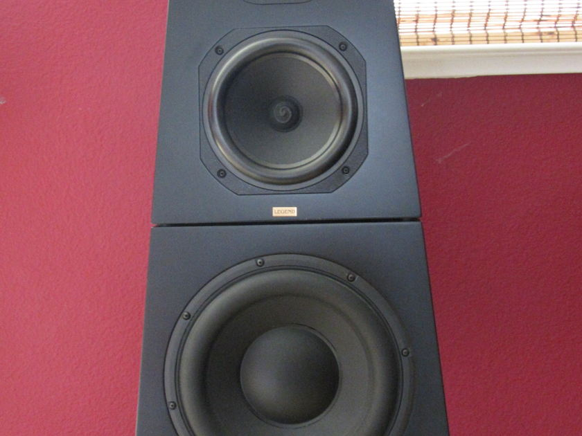 Von Gaylord Audio Reference Model VG 1 an VG 1 Plus Speakers