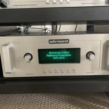 Audio Research 40th Anniversary Edition Reference Preamp