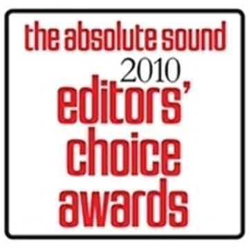 2010 Editor's Choice Award