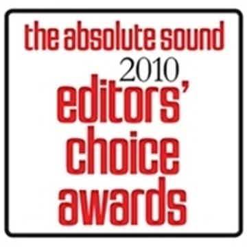 2010 Editor's Choice Award