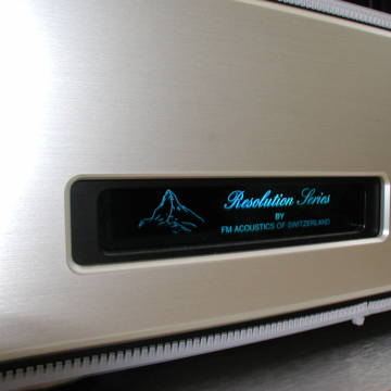 FM Acoustics Resolution FM 411 MK2