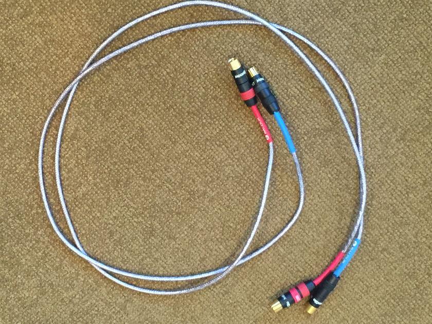 Nordost Baldur 1m Interconnect Cable RCA Connections