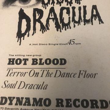 disco dracula hot blood soul dracula