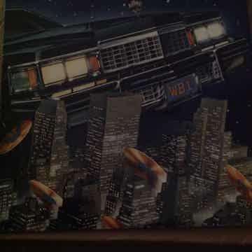 Various - Limo 2LP Sampler Fleetwood Mac Ry Cooder Emmy...