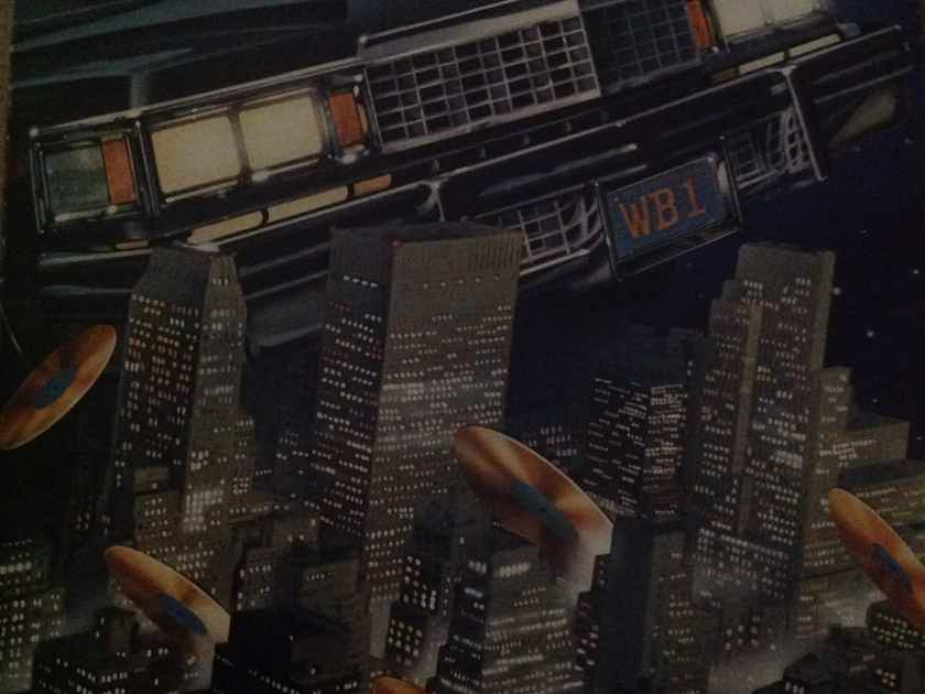 Various - Limo 2LP Sampler Fleetwood Mac Ry Cooder Emmylou Harris Vinyl NM