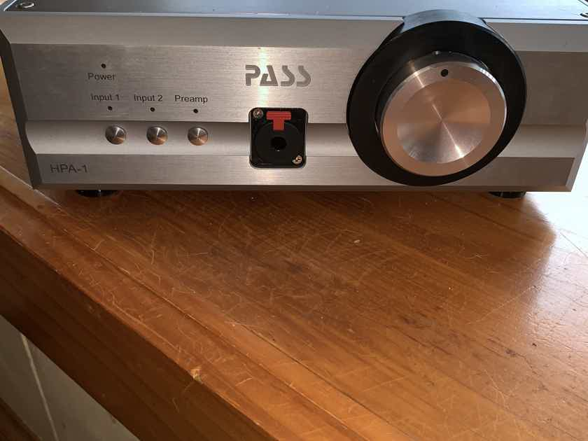Pass Labs HPA-1