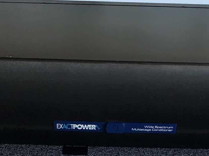 Exact Power Systems EP-WSC-15R wide spectrum multistage conditioner