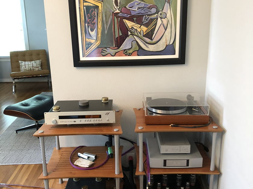 Linn LP12 with Radikal Power Supply and Speed Control