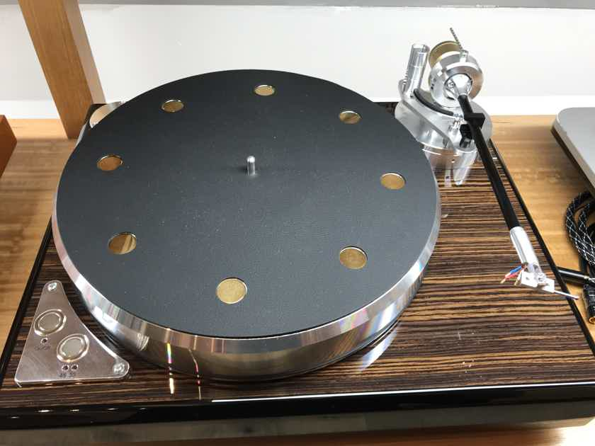 Acoustic Signature Double X Turntable - No Arm