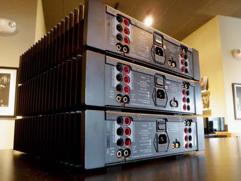 Linn Keltiks and 3 Linn Klout amplifiers - Last reduction