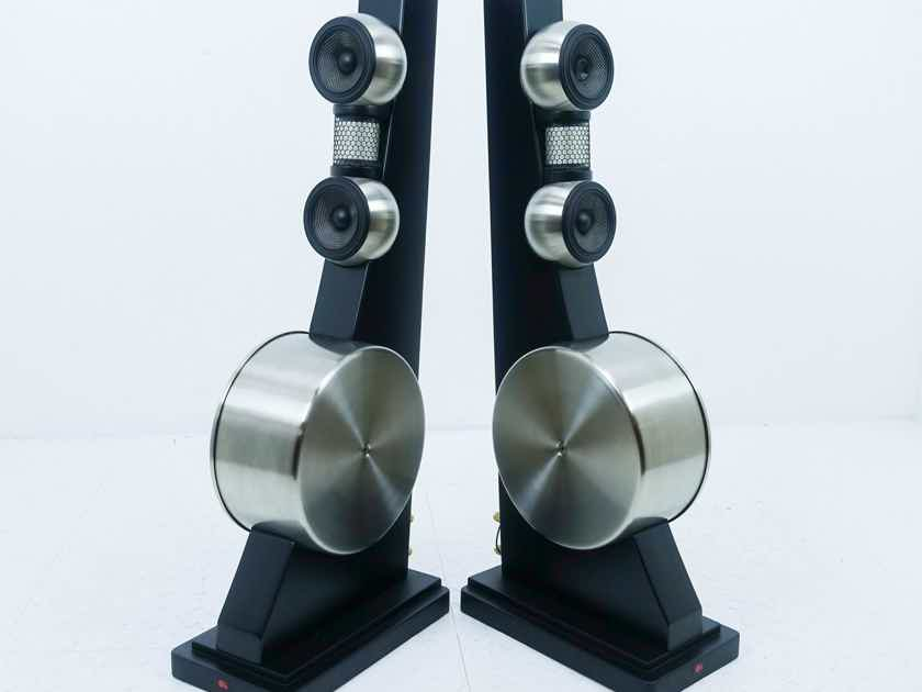Anthony Gallo Nucleus Reference 3.1 Floorstanding Speakers Pair (13617)