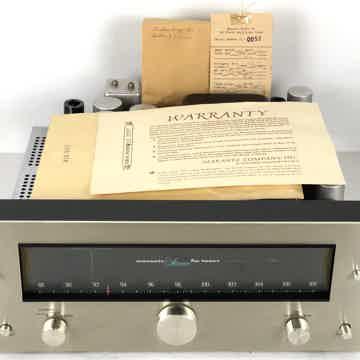 Marantz Model 10 NOT 10B Vacuum Tube FM Stereo Tuner Ra...