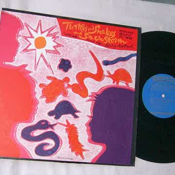 GERRY AXELROD LP-- - TURTLES AND SNAKES-- mega rare 198...