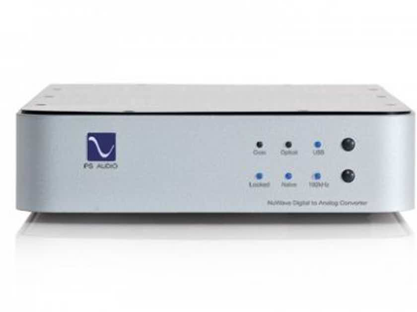 Ps Audio Nuwave Dac 300 Savings W Trade Free Ups Ground