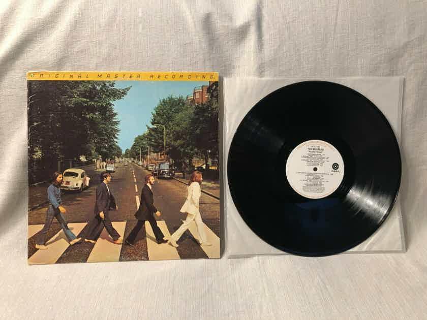 The Beatles Abbey Road MoFi Original Master Recording~1979 MoFi