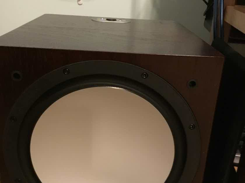 Monitor Audio  Silver W12 Subwoofer- Tuneful Powerfull Bass