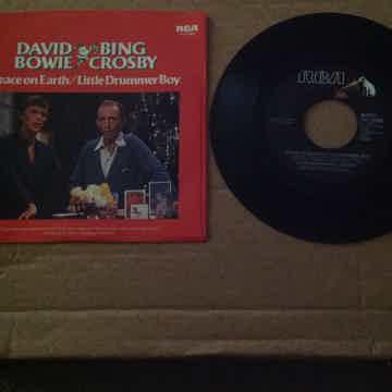 David Bowie Bing Crosby - Peace On Earth Little Drummer...