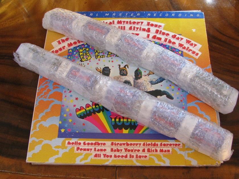 Aesthetix  Rhea  Unused tube set from Rhea Sig.