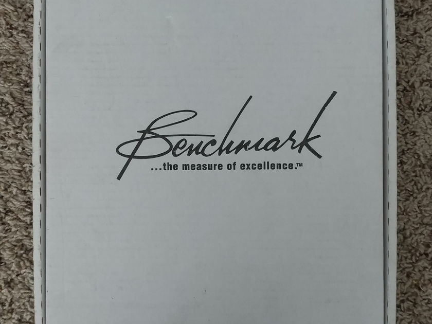 Benchmark Media Systems DAC1 Great sound & condition (Benchmark DAC)