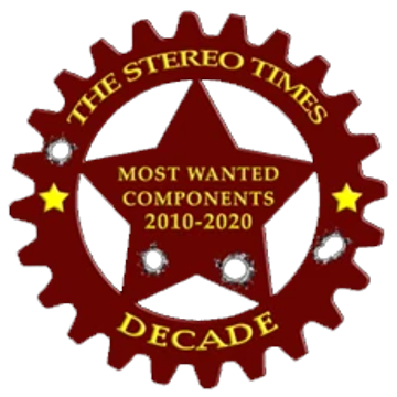 StereoTimes Most Wanted Components of the Decade Award