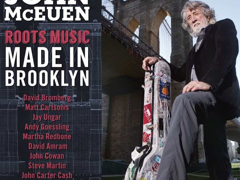 John McEuen - Made in Brooklyn Chesky Records