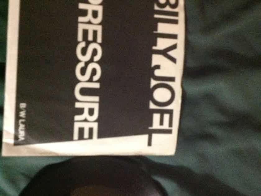 Billy Joel - Pressure 45 With Sleeve
