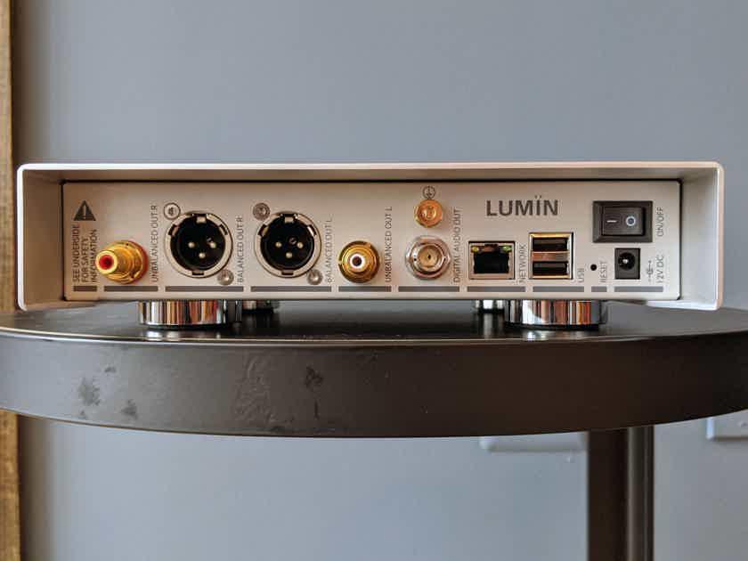Lumin D1 Network Music Player