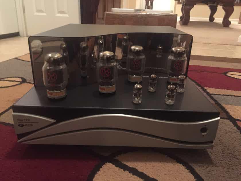 Zesto Audio Bia 120 tube stereo amp Mint customer trade-in