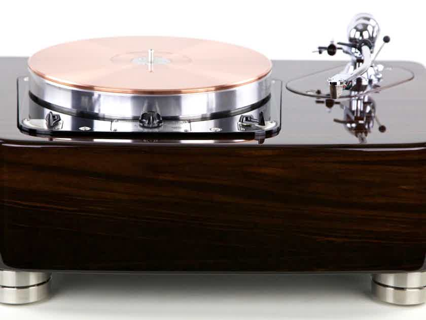 Garrard 301 Statement  Macassar Ebony by Artisan Fidelity  Ikeda IT-407