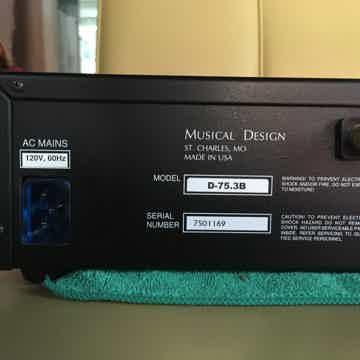 Musical Design D-75.3 B Elite Ultra 6-Series