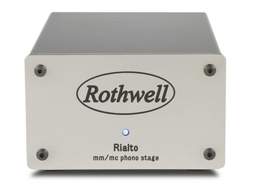 Rothwell Rialto MM/MC Phono Stage