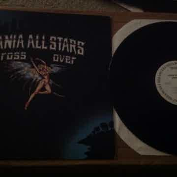 Fania All Stars - Cross Over White Label Promo Vinyl  L...