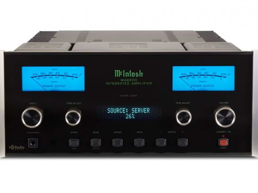 McIntosh MA6600 Trade in from original owner.