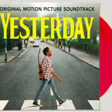 Original Movie Soundtrack Yesterday - 2LPs on Red Vinyl...